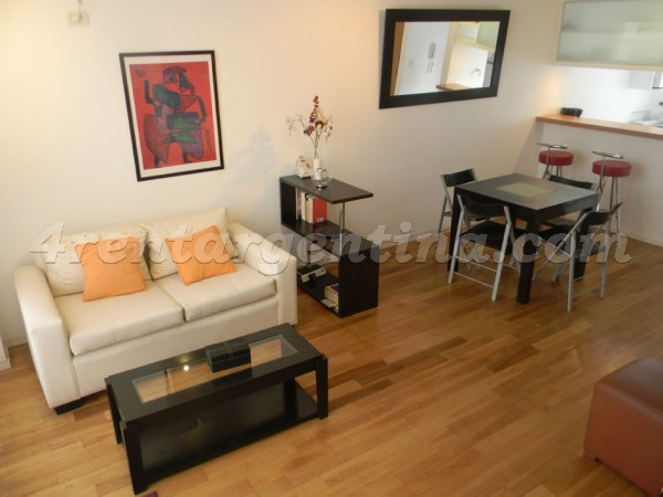 Cabello and Bulnes: Furnished apartment in Palermo