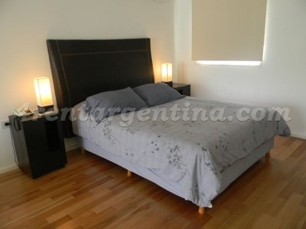 Cabello and Bulnes, apartment fully equipped