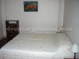 Apartamento San Martin e Paraguay III - 4rentargentina