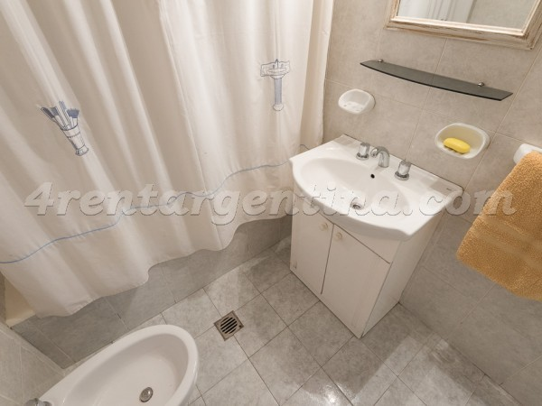Esmeralda et Cordoba I: Furnished apartment in Downtown