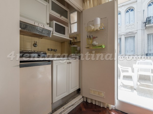 Esmeralda et Cordoba I: Apartment for rent in Buenos Aires