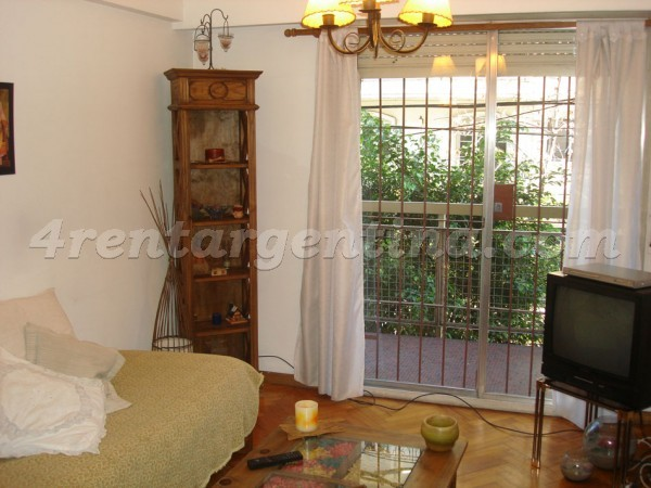 Apartment Mansilla and Billinghurst - 4rentargentina