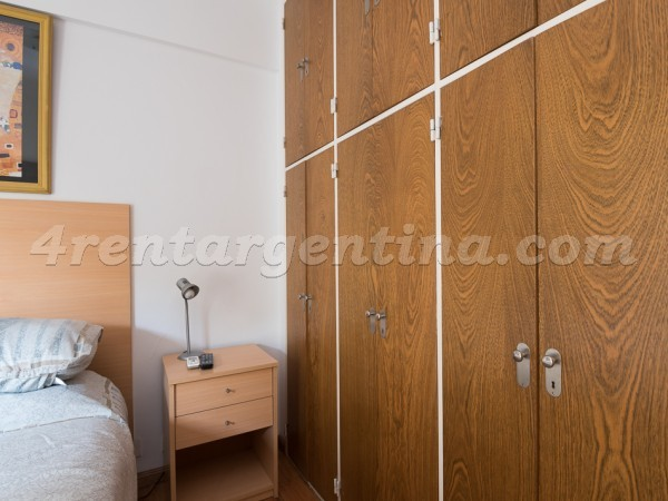 Ayacucho and Libertador: Apartment for rent in Recoleta
