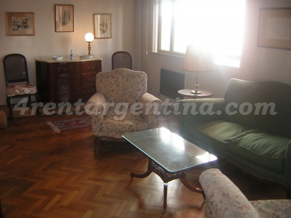 Apartment Cramer and Juramento - 4rentargentina