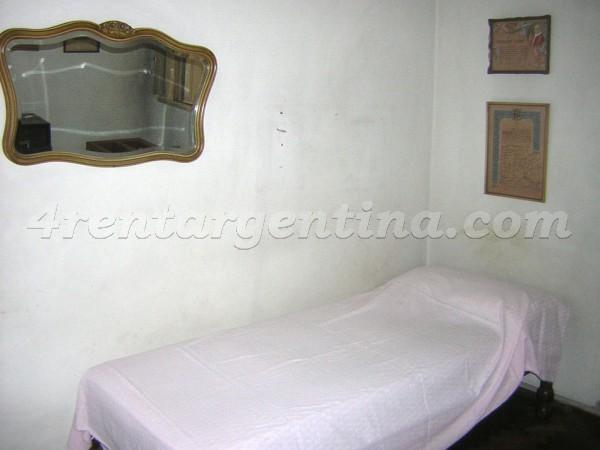 Apartment Cramer and Juramento - 4rentargentina