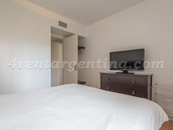 Manso and Ezcurra III: Apartment for rent in Buenos Aires