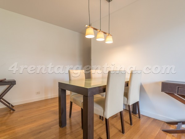 Manso and Ezcurra III: Apartment for rent in Puerto Madero