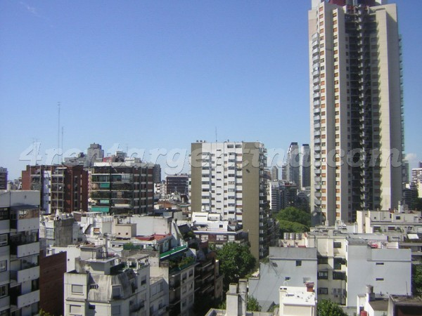 Apartment Santa Fe and Salguero I - 4rentargentina