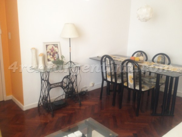 Maipu et Cordoba I: Furnished apartment in Downtown