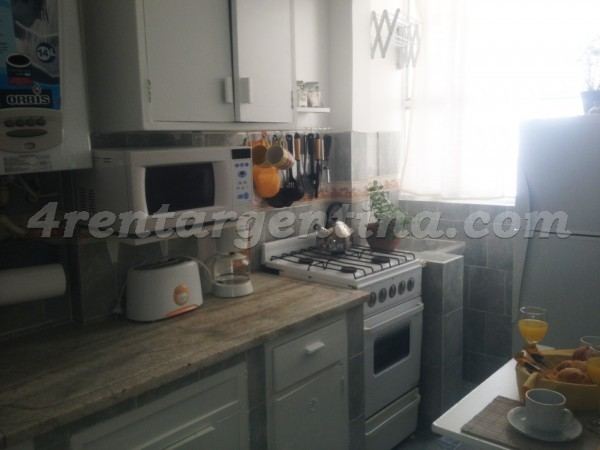 Maipu et Cordoba I, apartment fully equipped