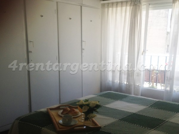 Maipu and Cordoba I: Furnished apartment in Downtown