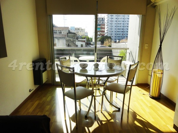 Corrientes and Gascon: Apartment for rent in Buenos Aires