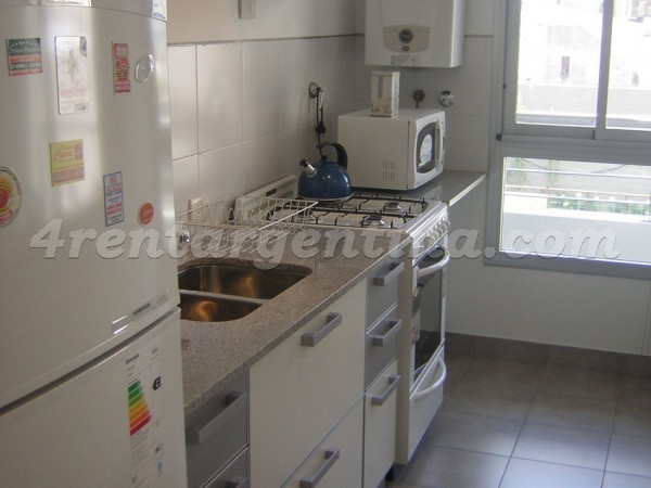 Corrientes and Gascon: Furnished apartment in Almagro