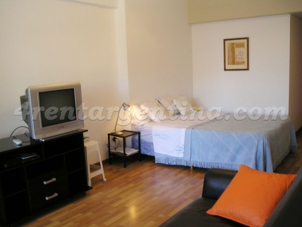 Apartment Corrientes and Gascon - 4rentargentina