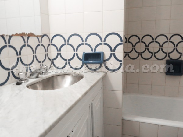 Suipacha et M.T. Alvear I, apartment fully equipped