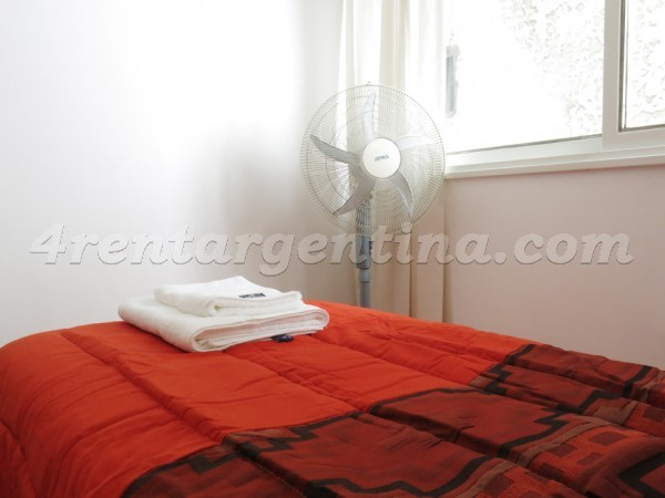 Suipacha and M.T. Alvear I: Apartment for rent in Downtown