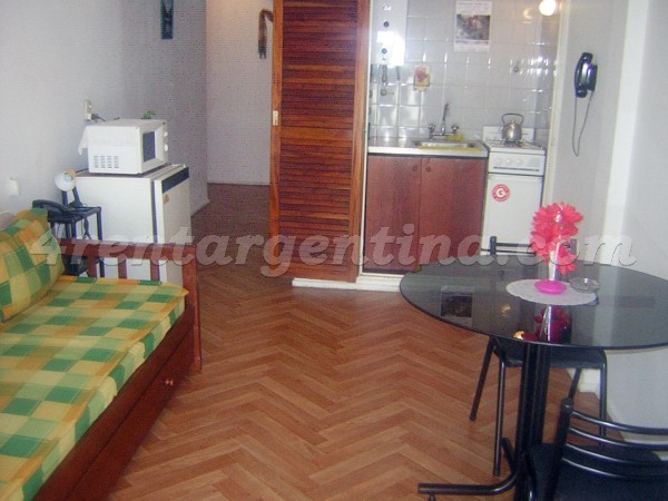 Apartment Suipacha and Corrientes I - 4rentargentina