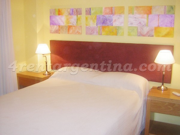 Austria and Melo III: Apartment for rent in Recoleta