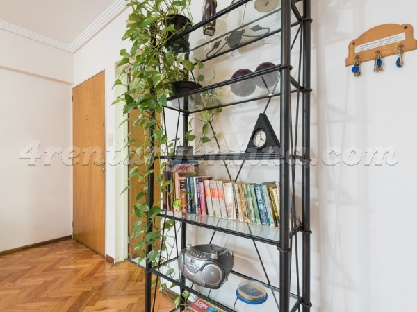 Juncal et Oro: Apartment for rent in Palermo