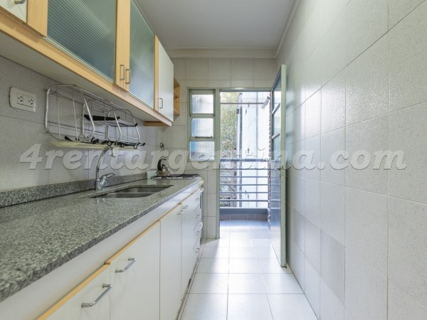 Juncal and Oro: Apartment for rent in Palermo