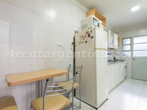 Juncal and Oro: Apartment for rent in Buenos Aires