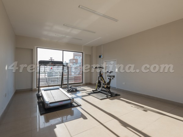Juncal et Oro: Apartment for rent in Buenos Aires