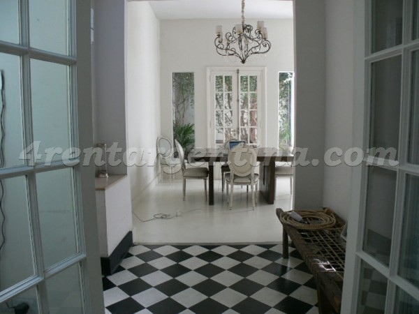 Thames and Cabrera: Apartment for rent in Buenos Aires