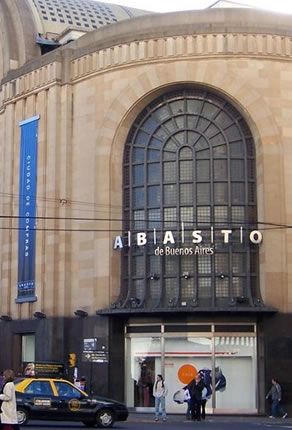 Temporary Apartments in Abasto
