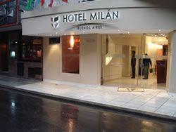 Hotel Milan Buenos Aires