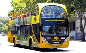 Bus Turístico Buenos Aires