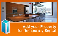 Add your Property for Temporary Rental