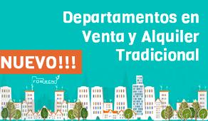 Departamentos en Venta / Alquiler en Buenos Aires